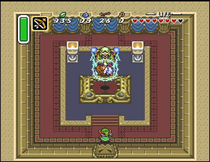 Zelda A Link to the Past Story