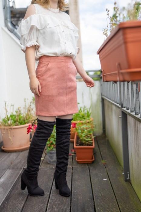 Liz Lisa Outfit Overknees Herbst 2020