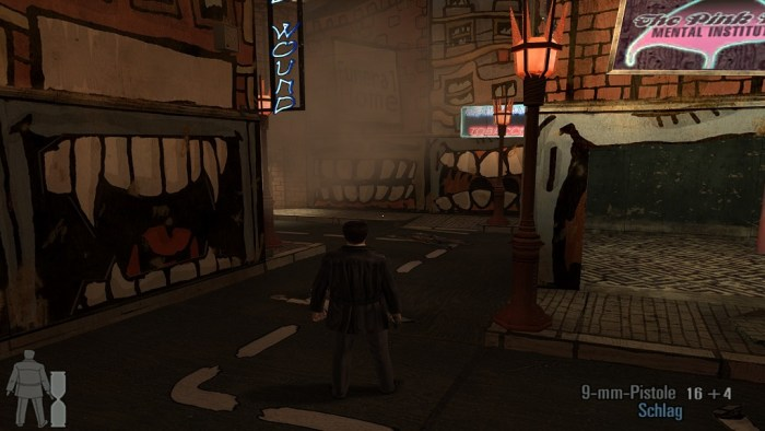 Max Payne 2 Monas Geisterbahn