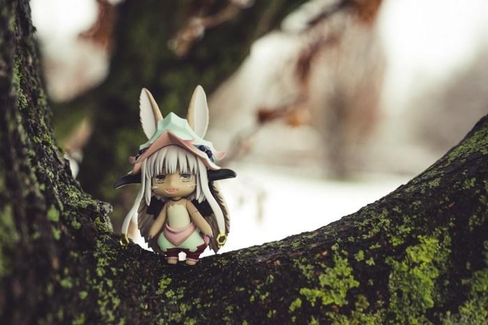 Nanachi Nendoroid Fotografie Baum