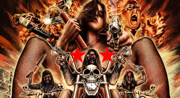It Came From the Indies – Frankenstein Created Bikers