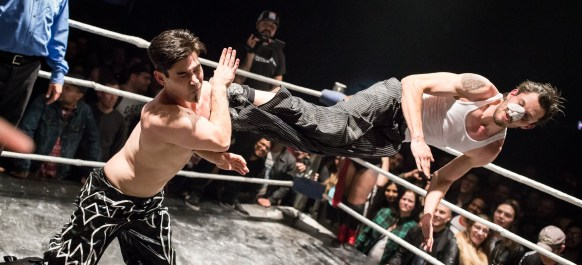 Retro Superplex 15 – Dark Sheik and Hoodslam!