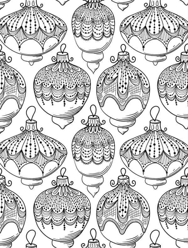 holiday coloring pages printable free # 1