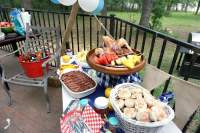 How to Throw a Backyard BBQ Party Together Fast & a ...