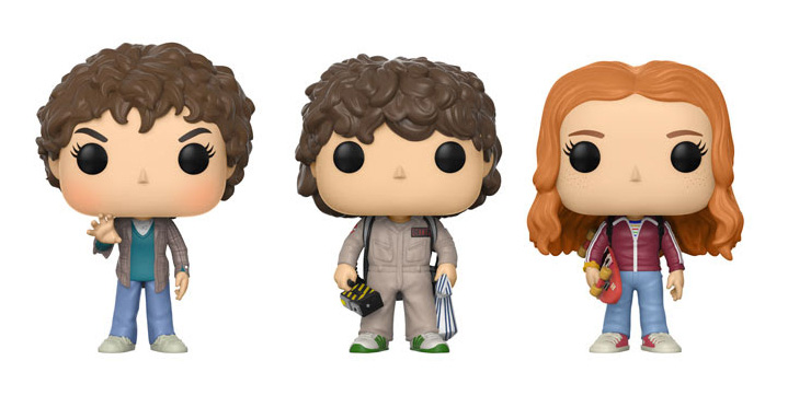'Stranger Things' Funkos are here!