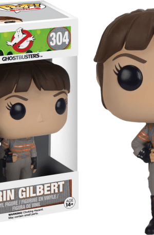 Erin Gilbert – Ghostbusters (2016) #304 Pop! Vinyl