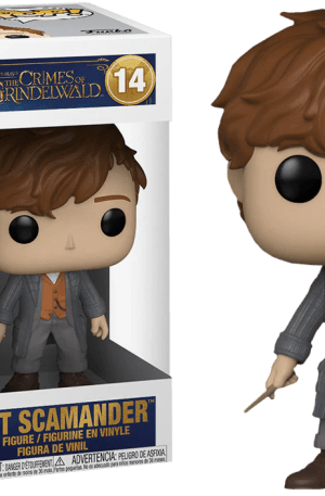 Newt Scamander – Fantastic Beasts 2 Crimes Of Grindelwald #14 Pop! Vinyl