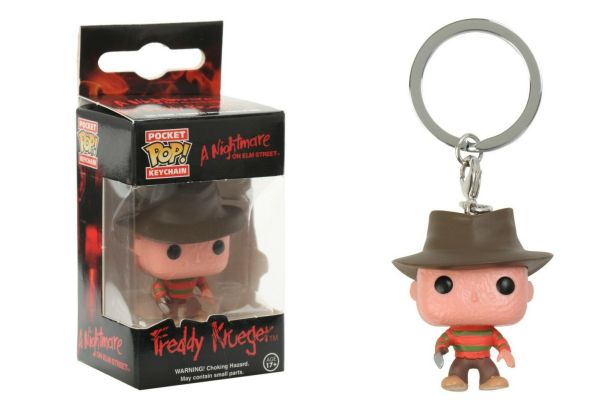 Freddy Krueger – A Nightmare On Elm Street – Pocket Pop! Keychain