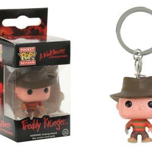 Freddy Krueger – A Nightmare On Elm Street – Pocket Pop! Keychain