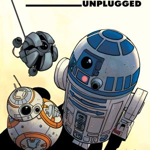 Star Wars: Droids Unplugged #01 NM Bagged & Boarded