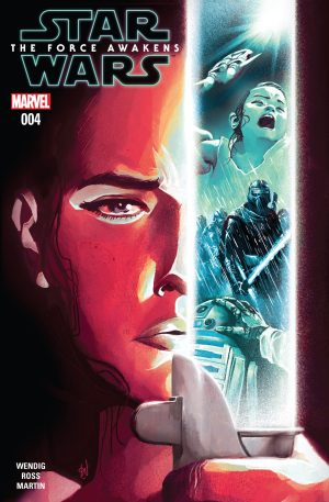 Star Wars: Star Wars: The Force Awakens #04 NM Bagged & Boarded
