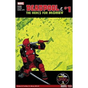 Deadpool & The Merc$ for Money Vol. 1 #01 First Print Bagged & Boarded NM