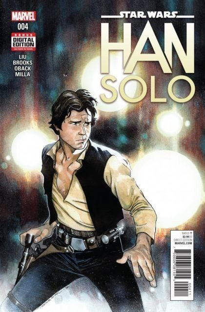 Star Wars: Han Solo First Print #4 NM Bagged & Boarded