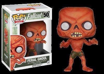 Feral Ghoul – Fallout #50 Pop Vinyl