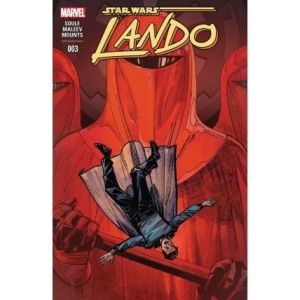 Star Wars: Lando #3 First Print NM Bagged & Boarded