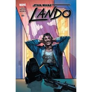 Star Wars: Lando #1 First Print NM Bagged & Boarded