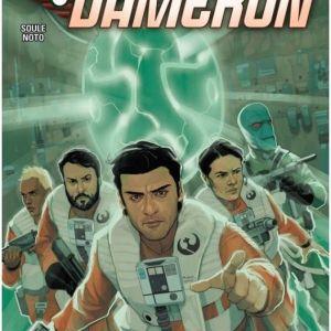 Star Wars: Poe Dameron #3 First Print NM Bagged & Boarded