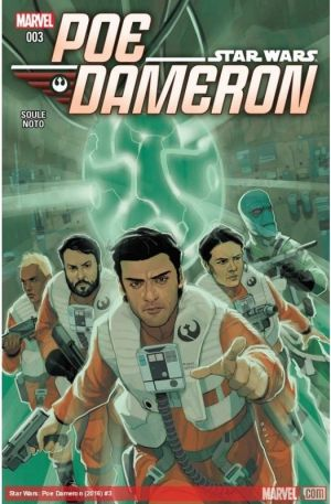 Star Wars: Poe Dameron #3 First Print NM Bagged & Boarded