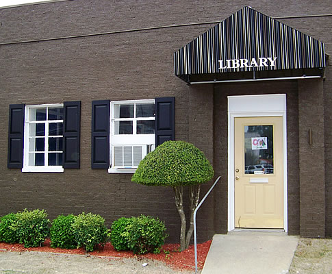 Blue Mountain Library