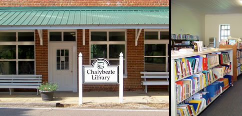 Chalybeate Library