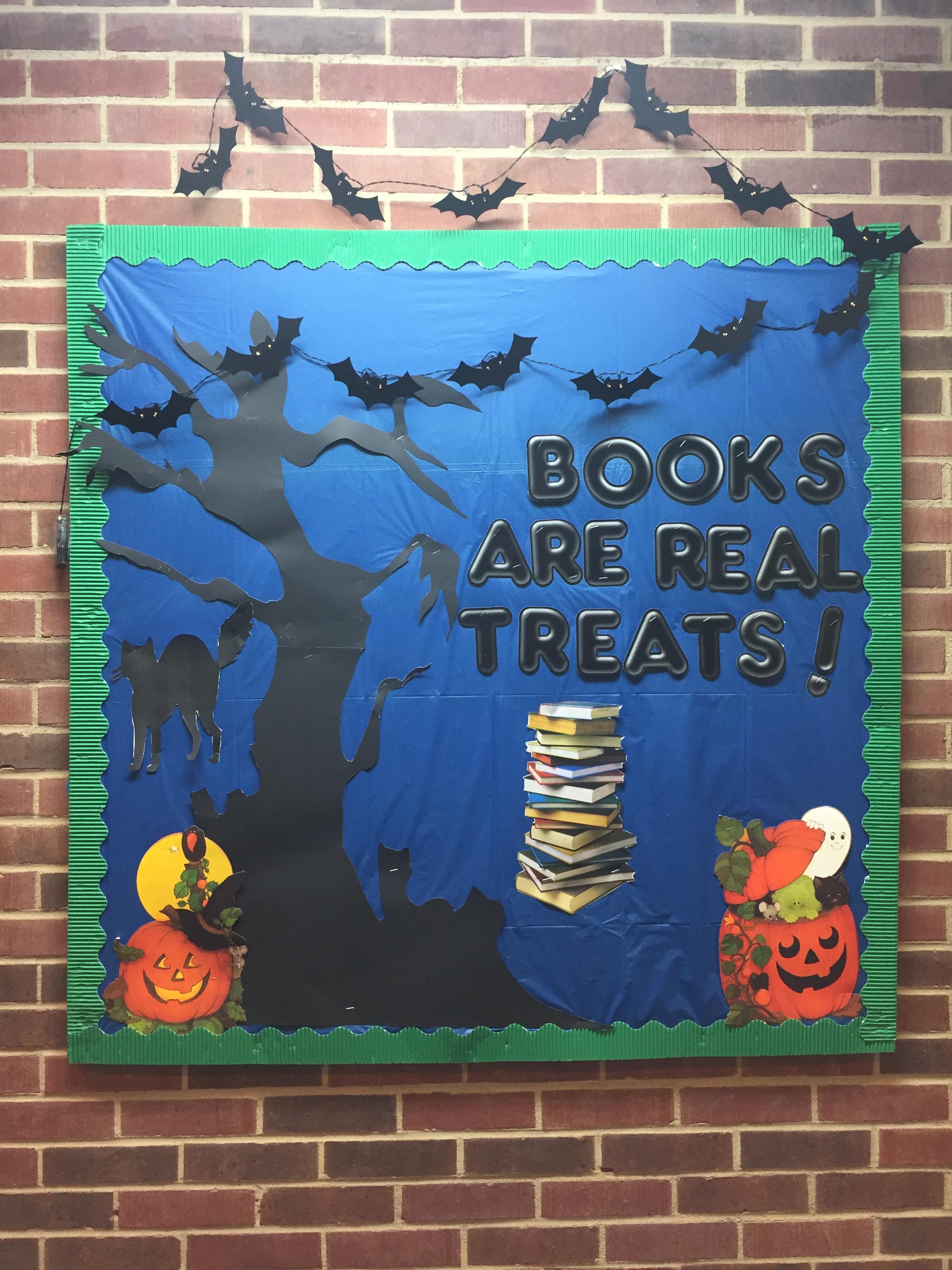 Halloween 2017 Corinth Library