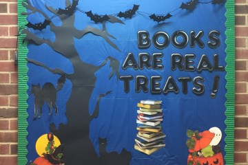 Halloween 2017 Corinth Library