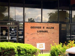 George E Allen Library Booneville Mississippi