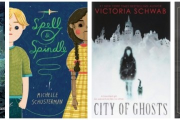 20 Middle Grade Books About Ghosts, Witches, and More