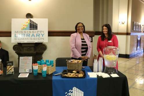 MLC at Library Advocacy Day