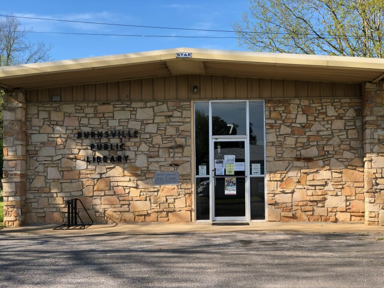 Burnsville library