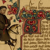Hear Chaucer's The Canterbury Tales in Original 14th-Century English