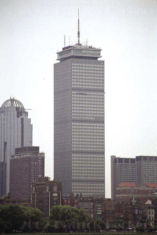 Boston Properties 26m sf Prudential Tower earns Energy