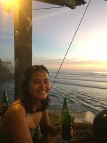Cheers at Uluwatu