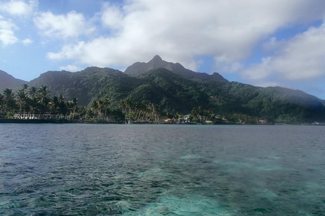 SUP American Samoa