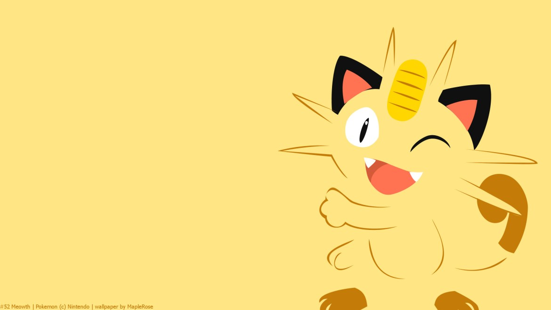 Let's Go Meowth