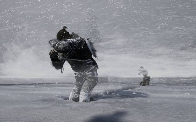 Fade to Silence - Tormentas de nieve
