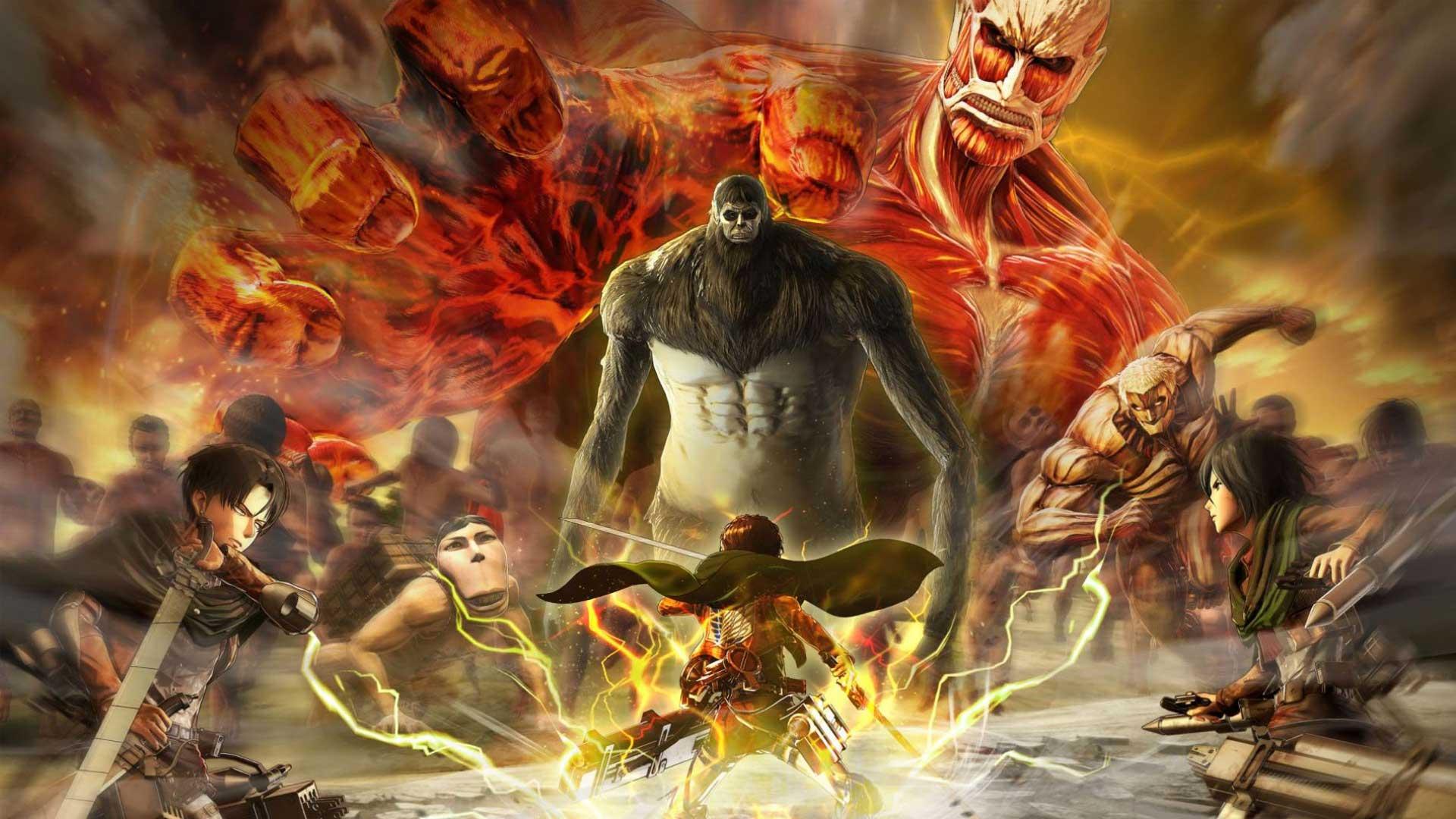 Impresiones: Attack on Titan 2 – Final Battle