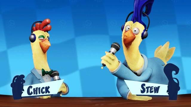 Chick & Stew Grand Prix