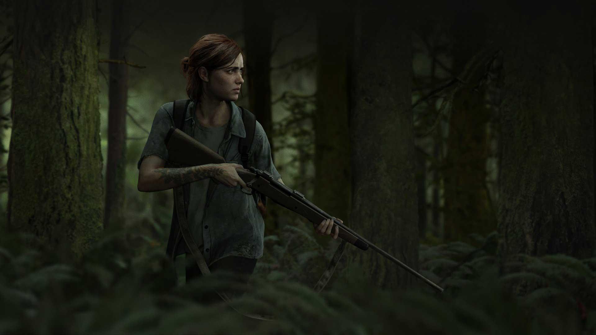 The Last of Us Part. II