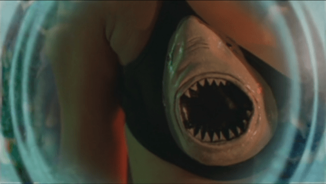 Nope. Shark tipped titties are a hard nope for this guy