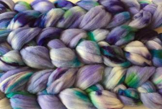bed of iris roving