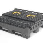 box conteneur plastique pliable