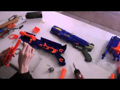 Orange Mod Works Longstrike Unleashed Stage 1 kit