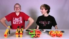 Nerf Socom Reviews & Mods Bloopers 2