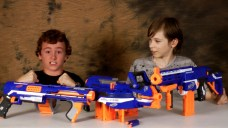 Nerf Socom Reviews & Mods Bloopers 4
