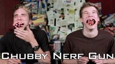 Chubby Nerf Gun Challenge – Nerf Socom News 27
