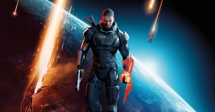 New Mass Effect Expected To Show Full Butthole