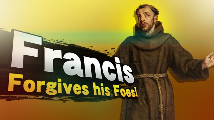 New Smash Character Confirmed: St. Francis Of Assisi