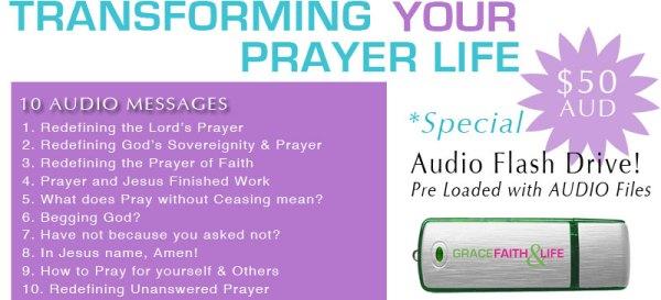 Prayer-USB