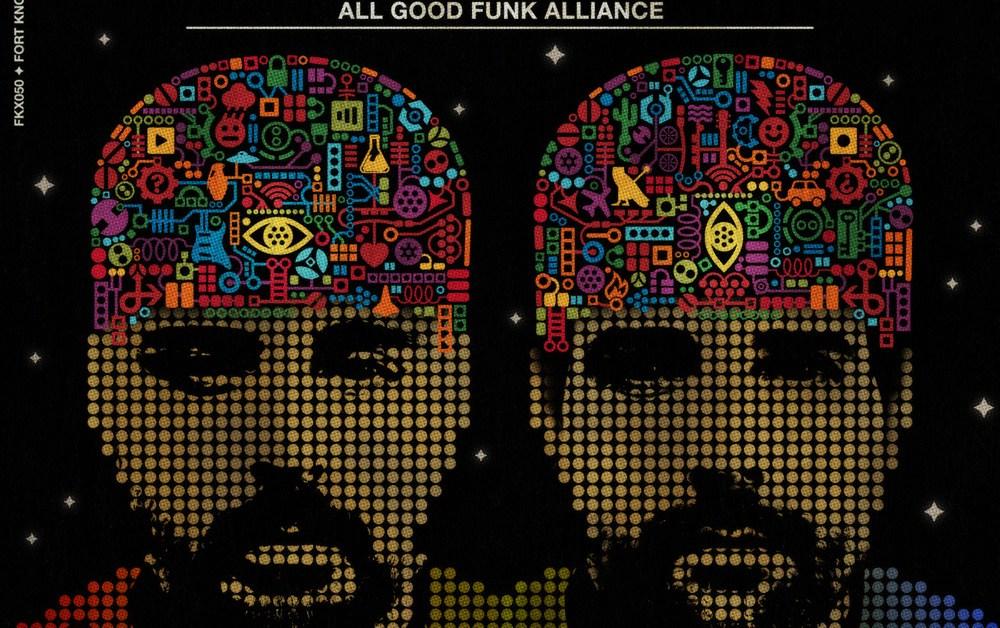 Neringos bičiulis: All good funk alliance